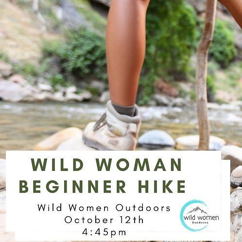 October Beginner Hike- Colorado