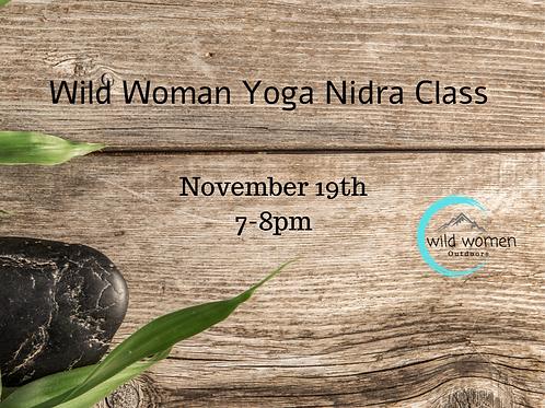 November Yoga Nidra- Colorado