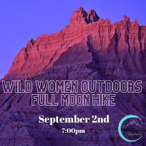 Colorado Full Moon Hike- Members Free