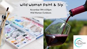 Wild Woman Paint & Sip November .png