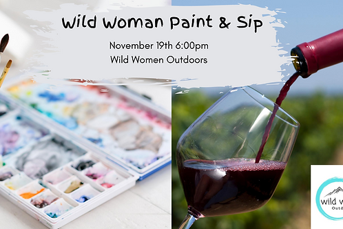 Paint and Sip- Kalispell