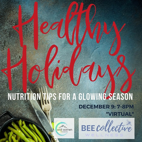 December  Nutritional Tips for a Glowing Season