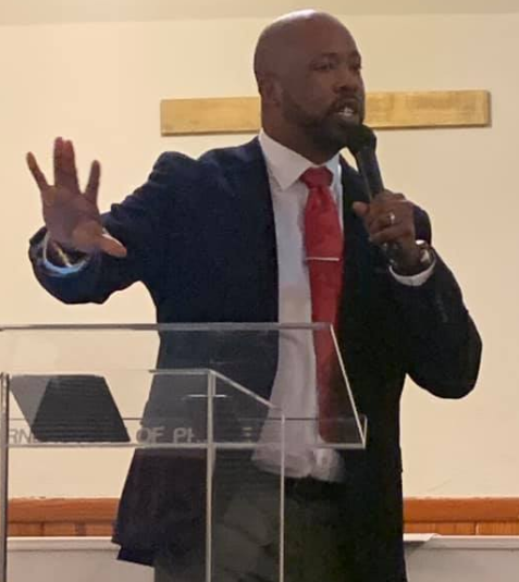 Pastor Theo Mcnair