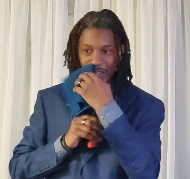 Pastor Rayvon Shipman