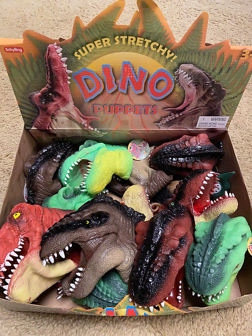 Schylling Dino Puppets