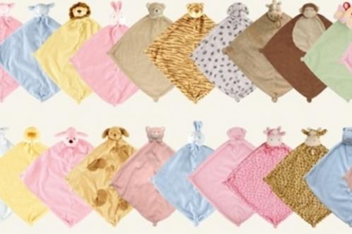 Angel Dear Lovie Blankets