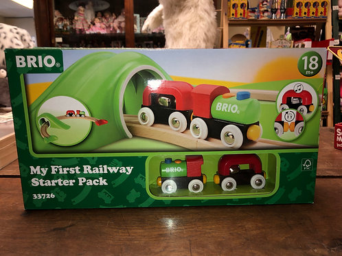 My First Railway Starter Pack (Brio)