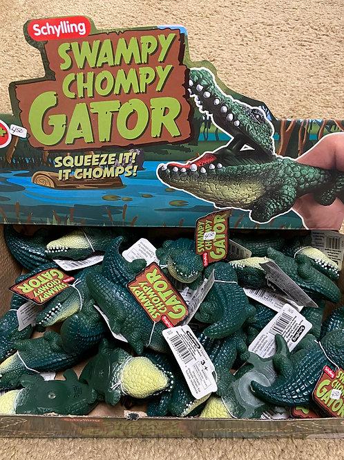 Schylling Swampy Chompy Gator