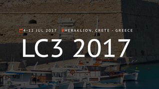 LC3 Conference At Heraklion, Crete