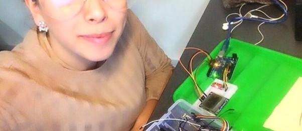 Arduino, Baby.