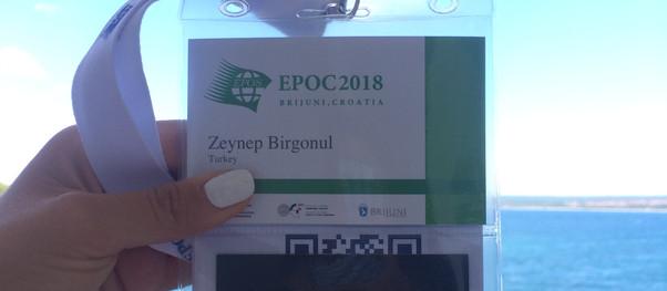 EPOC 2018, Brijuni