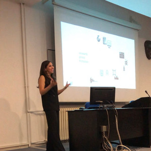Bilkent IAED Seminar - Designing Symbiotic Experiences