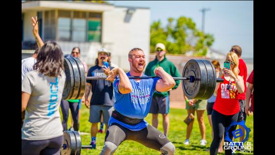 Athlete Spotlight: Logan Frank