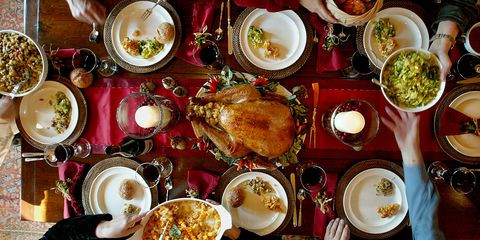 Healthy tips for a Healthy Thanksgiving!