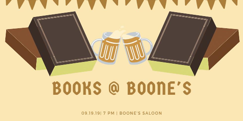 Books @ Boone's
