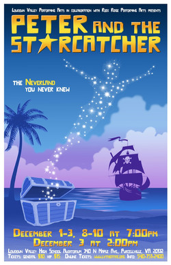 Peter & the Starcatcher (2)