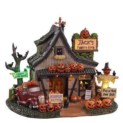 Jack's Pumpkin Farm