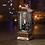 Thumbnail: Oblong Lantern Water Spinner with Santa