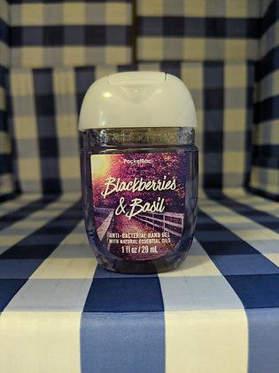 Blackberries & Basil Pocketbac Hand Sanitiser