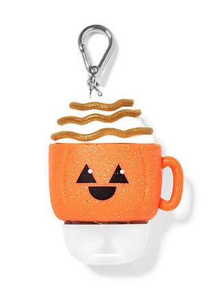 Pumpkin Spice Latte Pocketbac Holder