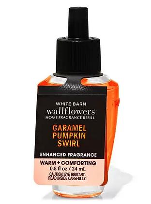 Caramel Pumpkin Swirl Enhanced - Wallflower Refill
