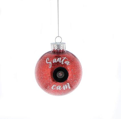 Glitter Santa Cam