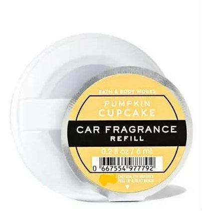 Pumpkin Cupcake Car Fragrance Refill