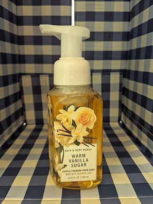 Warm Vanilla Sugar - Gentle Foaming Hand Soap