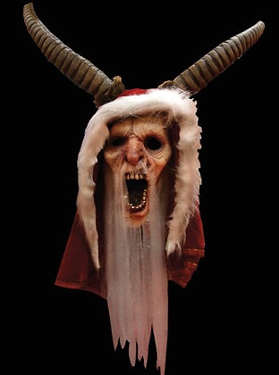 Official Krampus Deluxe Mask - Trick Or Treat Studios