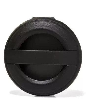 Black Matte Visor Clip - Car Fragrance Holder