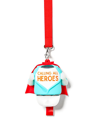 Hero Lanyard Pocketbac Holder