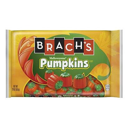 Brach's Mellowcreme Pumpkins - 20 oz