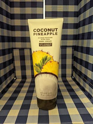 Coconut Pineapple Ultra Shea Body Cream