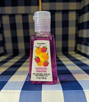 Raspberry Tangerine Pocketbac Hand Sanitiser
