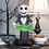 Thumbnail: Jack Skellington Table top Inflatable Airdorable 48cm