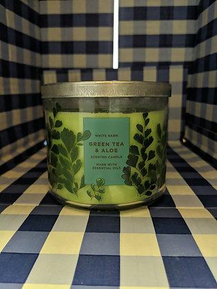 Green Tea And Aloe
