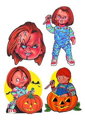 Childs Play Wall Décor - Trick Or Treat Studios