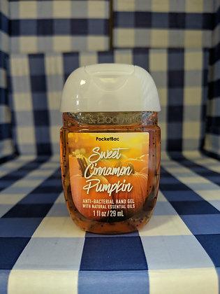 Sweet Cinnamon Pumpkin Pocketbac Hand Sanitiser