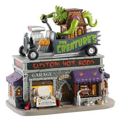 The Creature's Custom Hot Rod Shop