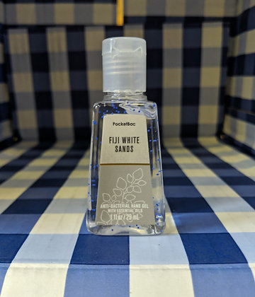 Fiji White Sands Pocketbac Hand Sanitiser