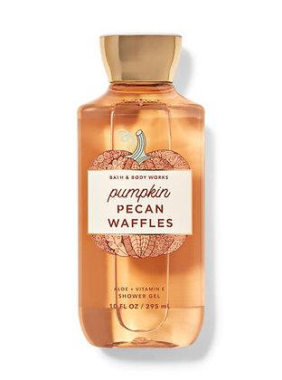 Pumpkin Pecan Waffles Shower Gel