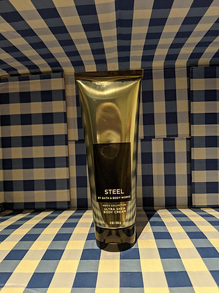 Steel Ultra Shea Body Cream