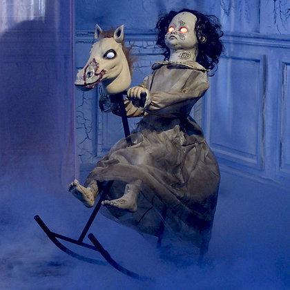 Lil' Rocking Rosie (Rocking Horse Girl)