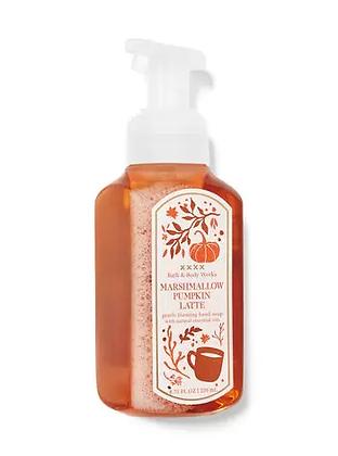 Marshmallow Pumpkin Latte Gentle Foaming Hand Soap