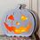 Thumbnail: Illuminated Happy Halloween  Pumpkin
