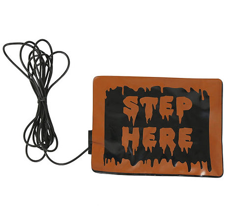 Step Here Pad For Animated Props