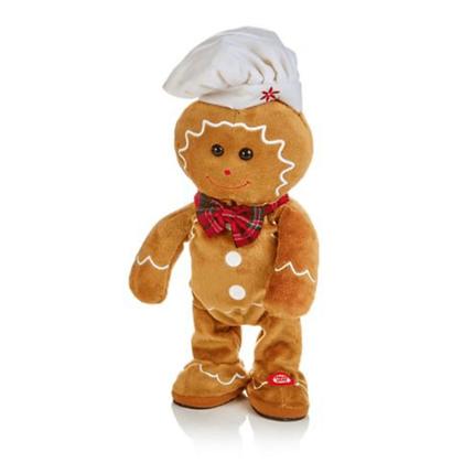 Singing & Dancing Gingerbread Man