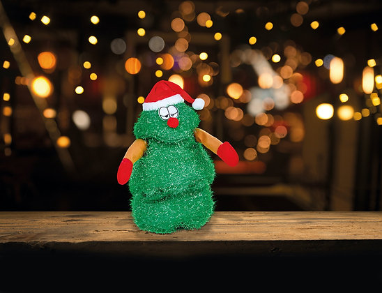 Norbert The Singing and Dancing Christmas Tree