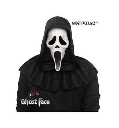 Ghost Face® 25th Anniversary Scream Movie Mask