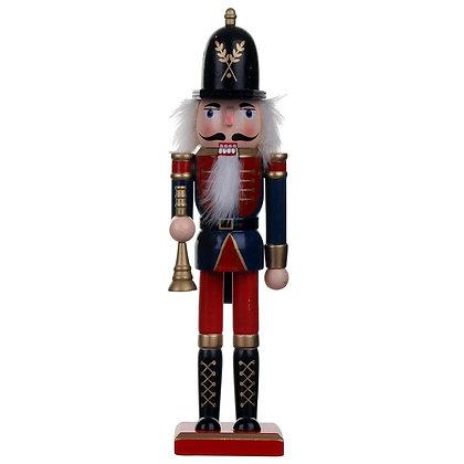 Wooden Nutcracker - Trumpet